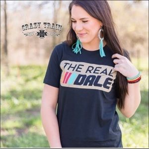 Unisex The Real Dale Crazy Train Tee